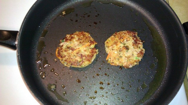 Tuna Cakes With Stove Top Stuffing